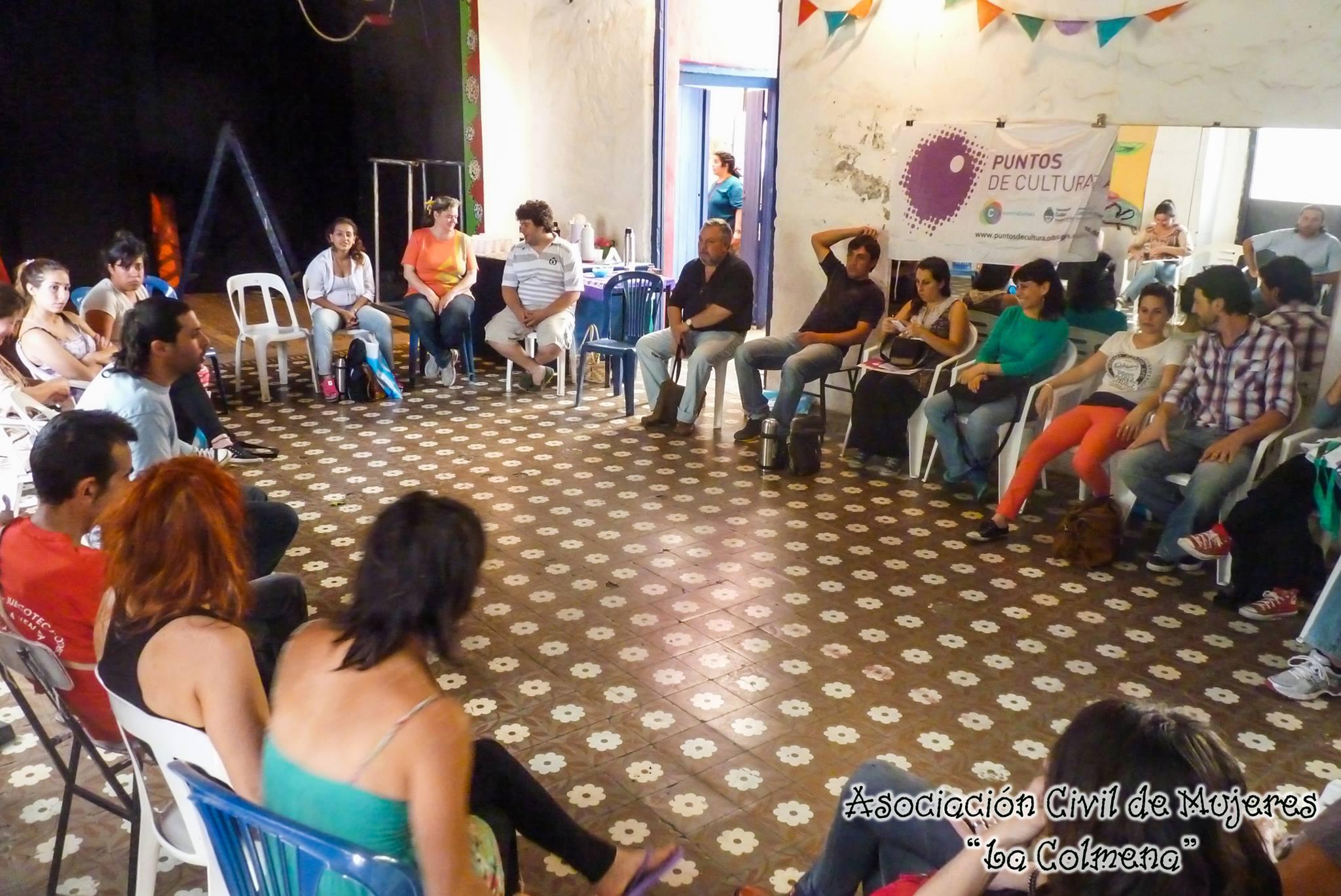 Radio Estación La Niña - Puntos de Cultura