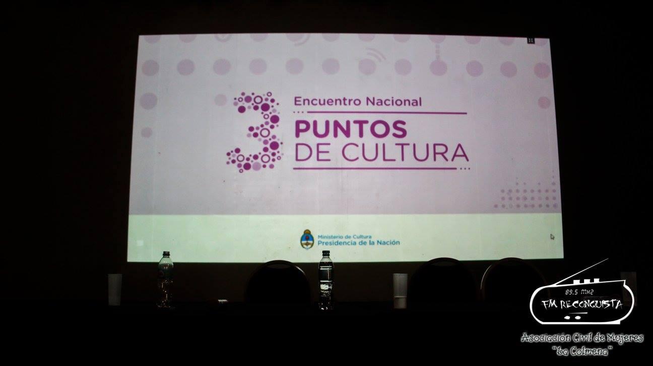 3er Encuentro Nacional de Puntos de Cultura